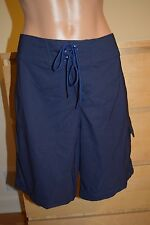 Nwt Jag Swimwear Cover-Up Boars Shorts Navy Size L