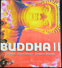 Destination Lounge - Buddha II Chillout, Down Tempo, Eastern sounds New (B1)