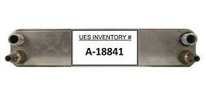 Alfa Laval CB52-30H Brazed Plate Refrigerant Heat Exchanger Working Surplus
