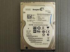 "Seagate Momentus 750GB 2.5"" SATA Laptop/Notebook Hard Drive ST9750420AS 7200RPM"
