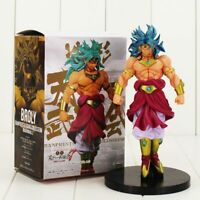 Dragon Ball Z Broly Action Figure Super Saiyan Broli Anime DBZ Collectible Toys