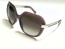 New Authentic Chloe CE661S 272 Turtledove/Brown Gradient 57mm Sunglasses