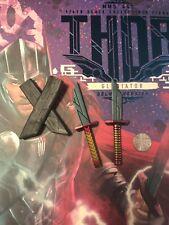 Hot Toys Thor Ragnarok Gladiador MMS445 dagas y Trasero Vaina Suelto Escala 1/6th