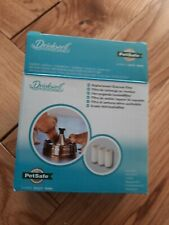 PetSafe Drinkwell Carbon Charcoal Filters for 360 Dog & Cat Water Fountain, x 3