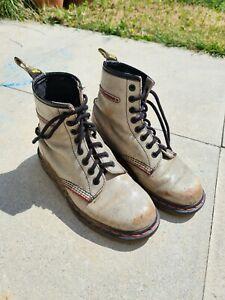 Vintage Dr Martens Boots Size 4