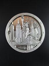 New York Metal Magnética Estatua de la libertad Torre Flatiron Imperio 6,5 cm