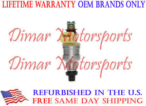 1990-1994 Mighty Max 3.0L - Single OEM Fuel Injector