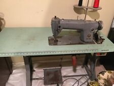 Singer Commercial Sewing Machine 251 12 With Table