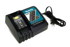 MAKITA GENUINE BATTERY CHARGER 7.2-18V DC18RC BL1830 BL1815 BL1840 BL1850 BL1820