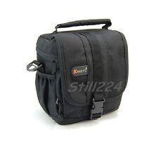 SONY Fotocamera Bridge Cyber-shot DSCH300B Bag Con Spalline Tasca per il telefono