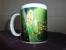 TINKERBELL Personalised Mug WITH YOUR NAME/MESSAGE.