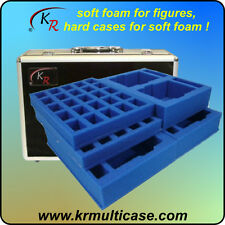 KR Multicase & Trays to hold GW Imperial Guard Chimera/Leman Russ,troops (E-083)