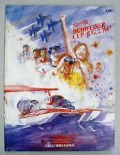 mint 1987 SEATTLE SEAFAIR unlimited hydroplane race program unused