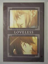 Loveless - 2 Best Scenes + Plastic sheet Photo Holder (Portafoto)