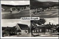 Holzhau Erzgebirge Mehrfach AK ua. FDGB Erholungsheim Fortschritt Fischerbaude