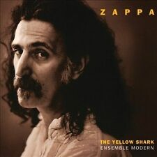 The Yellow Shark [Digipak] by Frank Zappa (CD, Nov-2012, Universal)