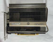 4GB Palit GeForce GTX 1050 Ti KalmX Passiv PCIe 3.0 x16 Grafikkarte