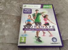 Votre shape: fitness evolved 2012 (Microsoft Xbox 360, 2011)