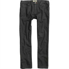 Burton Slim Fit Jean (32) Waxed Indigo