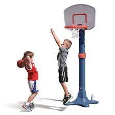 Step2 Shootin Hoops Pro Basketball Set - Kids & Toddler Basketball Hoop
