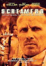 SCREAMERS (1995 Peter Weller) Remastered  Region Free DVD - Sealed