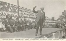 DAYTON OH–Wright Brothers 1909 Celebration Governor Presenting Ohio's Medals