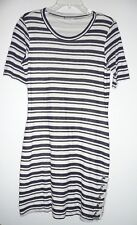 Splendid Topsail Stripe Dress Size Medium