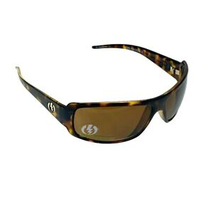Electric Visual Charge Polarized Sunglasses Tortoise Frame Authentic So Cool!
