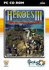 Heroes of Might and Magic 3 PC neuf et scellé Heroes of Might and Magic III NEUF