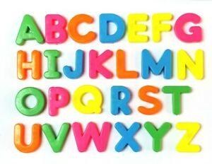 New Alphabetic Fridge Magnets Kids Play Fridge Magnet 26 Alphabets Fridge Magnet