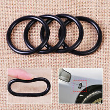 4pcs Bumper Fender Quick Release Fasteners Replacement Rubber Bands Seal O-rings
