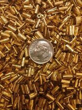 5 pounds brass chips turnings shavings machining C360 yellow brass