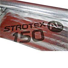 75m² Aluminium Dampfsperrbahn Strotex Alu 90 Premium Dampfsperre Dampfsperrfolie