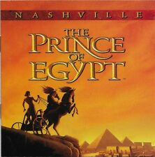Prince of Egypt [Nashville] by Original Soundtrack CD 1998 Gaffen