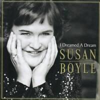 SUSAN BOYLE I Dreamed A Dream CD BRAND NEW