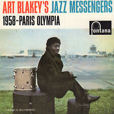 ART BLAKEY'S JAZZ MESSENGERS - 1958 - PARIS OLYMPIA (1987 JAZZ CD REISSUE)