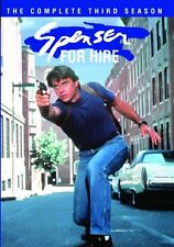 SPENSER FOR HIRE  - SEASON 3 -  DVD - UK Compatible - English cover