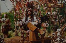 FLUCH DER KARIBIK - A3 Poster (ca. 42 x 28 cm) - Film Johnny Depp Clippings NEU