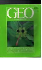 Geo - Das neue Bild der Erde Nr. 4 - 1982