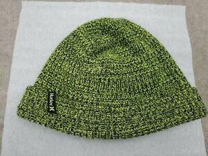 Hurley Thick Knit Skater Skateboarding Snowboarding Beanie Watch Cap Warm Hat