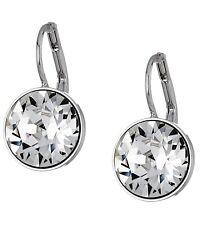 New Authentic SWAROVSKI Rhodium White Crystal Bella Drop Earrings 5085608