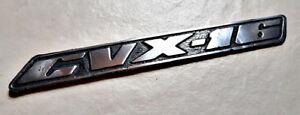 Glastron Carlson CVX 16 Dash Emblem Decal Logo