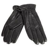 NEW Women's Winter Genuine Leather Gloves w/ Fur Warm Thermal Insulation B3