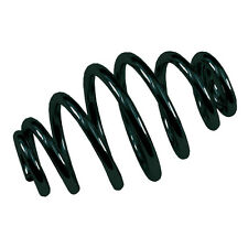 """1 MCS UNIVERSAL SOLO SEAT SPRING BLACK CLASSIC TAPERED 3"""" BOBBER CHOP BC37544  T"""