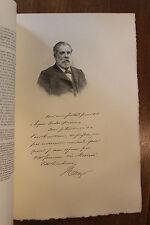 Docteur Jules Marey Figures Contemporaines Mariani Biographie 1904 1/150 ex.