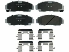 For 1999-2004 Acura RL Disc Brake Pad and Hardware Kit Front 46925KD 2000 2001