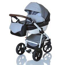 LCP Kids Lucato Ecco Titan 3in1 Kombi Kinderwagen