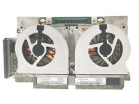 FOR DELL XPS M1730 Fan NVidia 8700M 512M Graphics card with Fan 0RW331 RW331