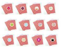 Islamic Muslim Hajj Umrah Mubarak Sweet Gift Paper Bags Presents Pack Of 10 20