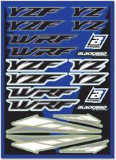 Trim Sticker Kit Fits Yamaha WR250F WR400F WR426F WR450F